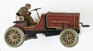 Toy car, 1909, 1976/4
