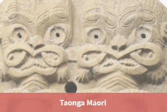 Friends of the Museum Staff Talk series – collection tour with Tapunga Nepe, Kaitieki Māori